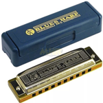 Armonica diatonica 10 fori HOHNER mod. BLUES HARP 532 - C/Do