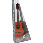 Chitarra classica EKO CS 10 PACK NAT (natural) - completa di accessori