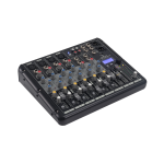 Mixer audio SOUNDSATION YOUMIX 402M MULTIMEDIA - Mixer Professionale 8-Canali con Lettore MP3, connessione BT e Multieffetto