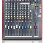 Mixer audio ALLEN & HEATH ZED 12FX c/effetti e USB
